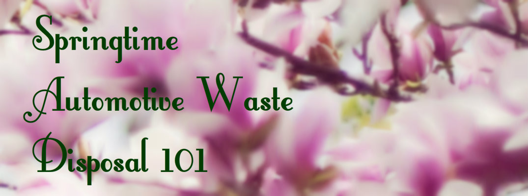How to Properly Dispose Automotive Wastes in Moline, IL