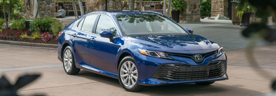 What to Expect From the 2018 Toyota Camry