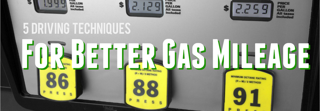What's the Best Driving Style for Better Fuel Economy?