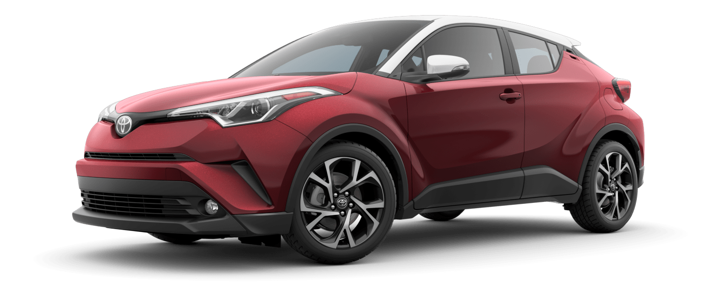 2018 Toyota C Hr Paint Color Options