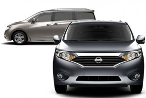 2014 Nissan Quest Side Front