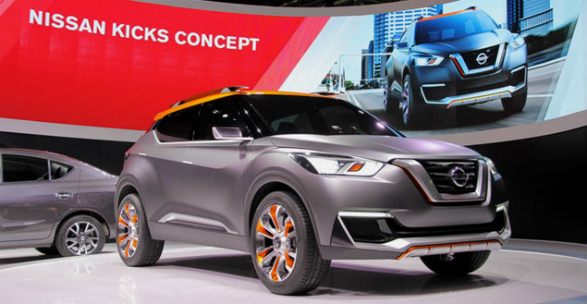 titanium sunsets and the nissan kicks brazilian conceptnissan kicks brazilian concept