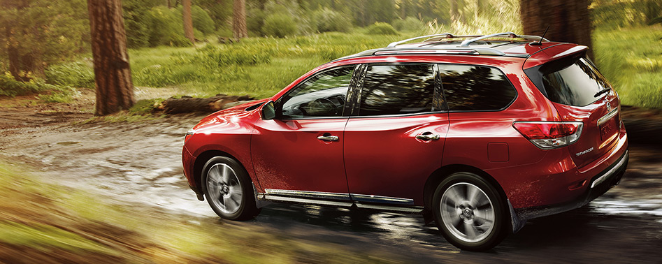 Best Nissan vehicles to take camping this summer