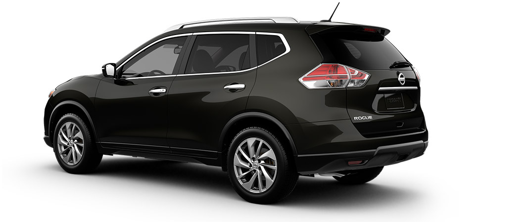 New Color Options Features For 2016 Nissan Rogue