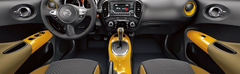 What's included with Nissan Juke Stinger limited edition?