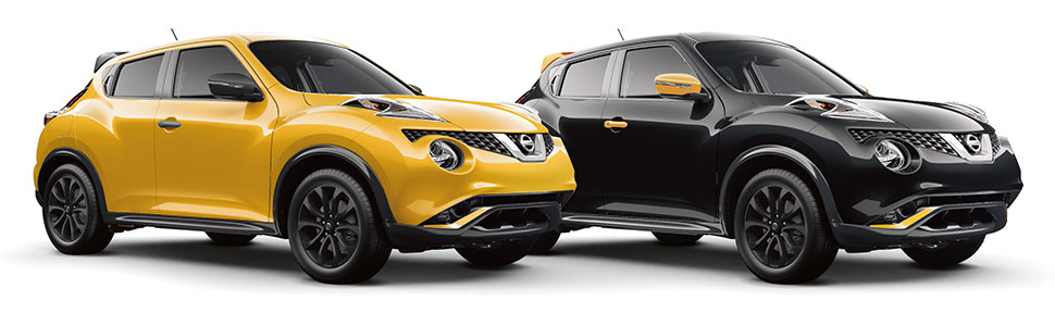 What S Included With Nissan Juke Stinger Limited Edition
