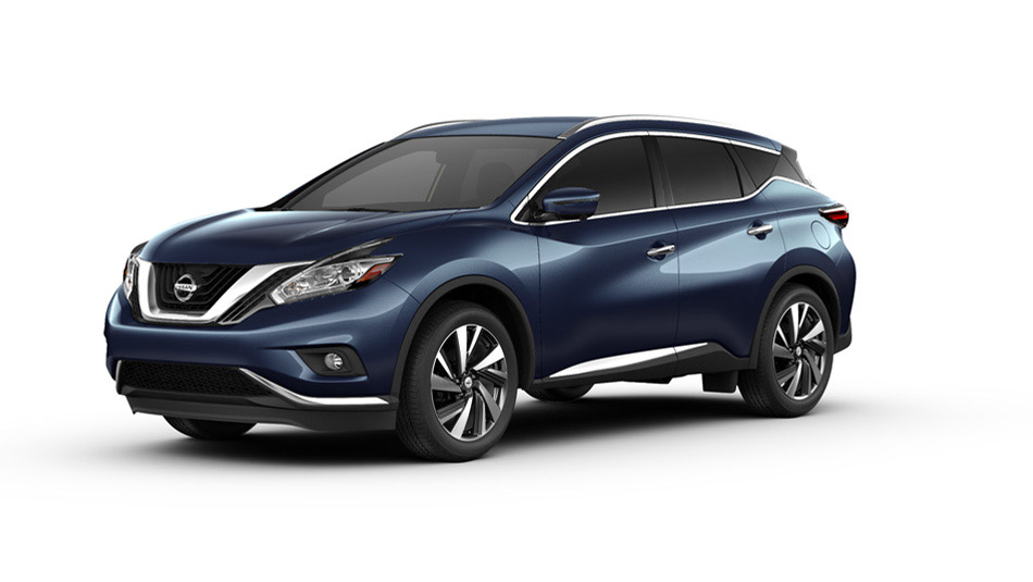 2016 nissan murano color options. Black Bedroom Furniture Sets. Home Design Ideas