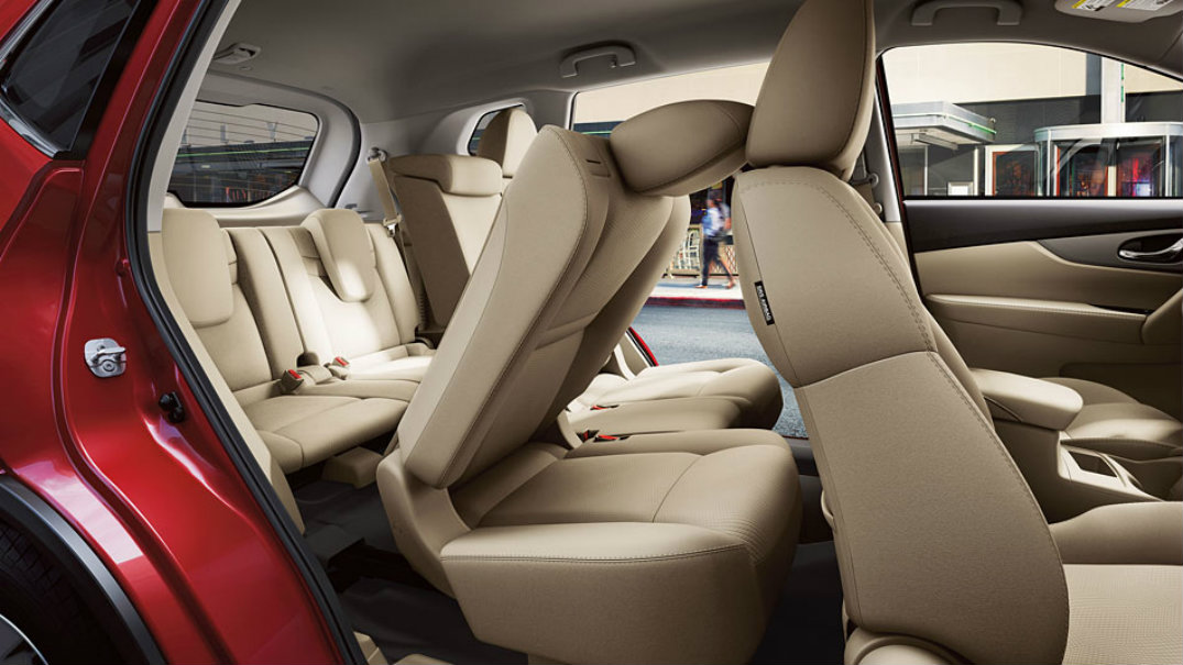 does the 2016 nissan rogue have third row seating matt castrucci nissan. Black Bedroom Furniture Sets. Home Design Ideas