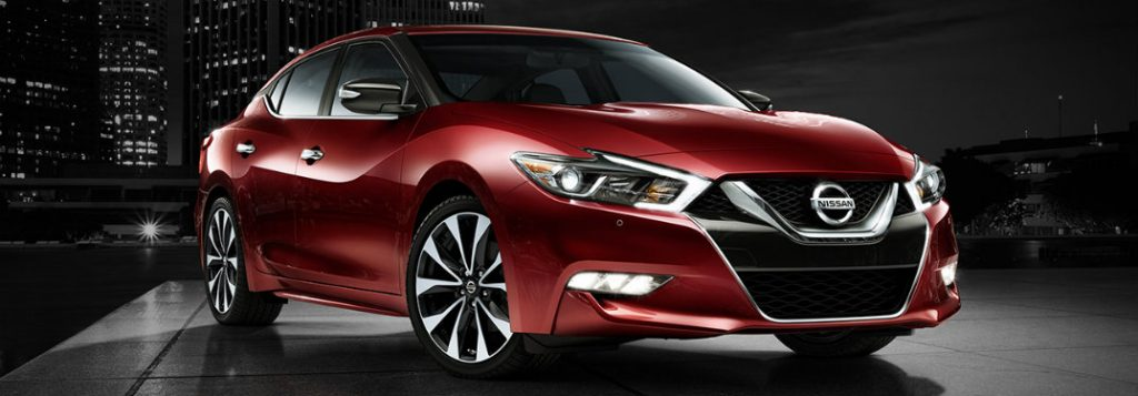 2017 Nissan Maxima exterior color options