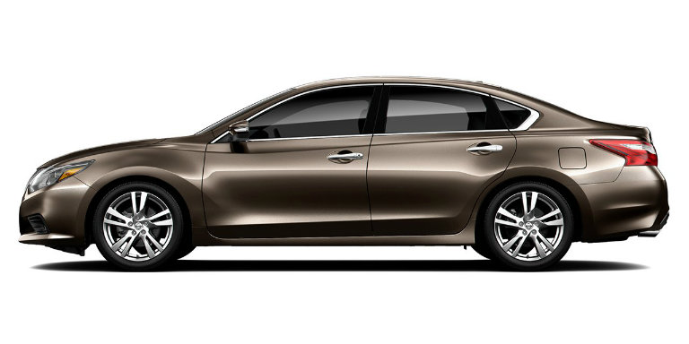 2017 Nissan Altima Color Options