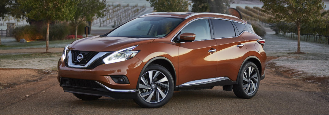 Nissan Murano 2017 >> 2017 Nissan Murano exterior color options
