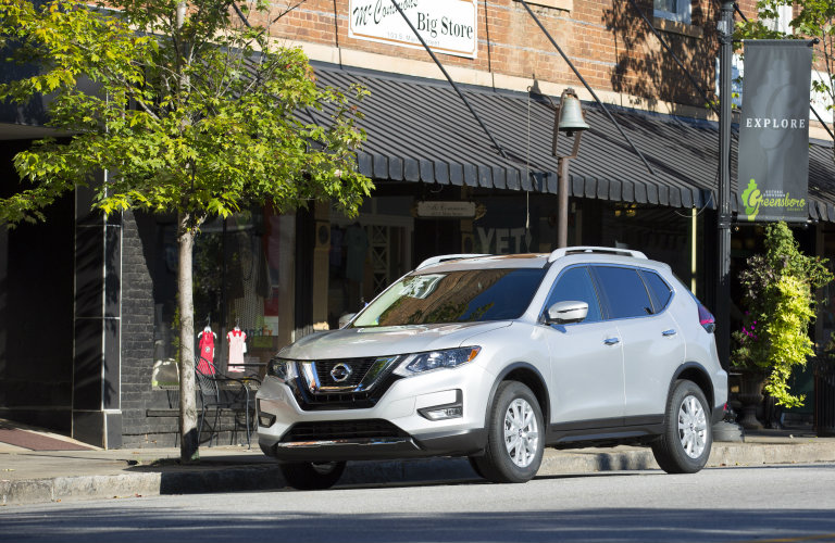 Is the 2017 Nissan Rogue a good family SUV?