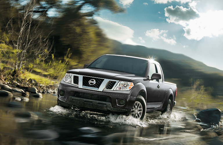 Lovely 2017 Nissan Frontier Off Road Capability