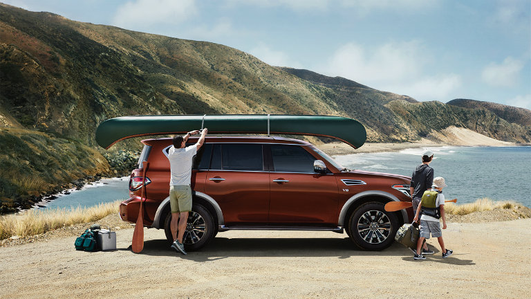 Nissan Armada Towing Capacity >> 2017 Nissan Armada Towing Capacity