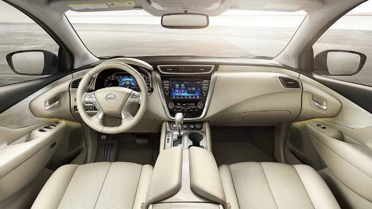 Nissan Murano Seating Capacity >> How Many People Can Fit In The 2017 Nissan Murano