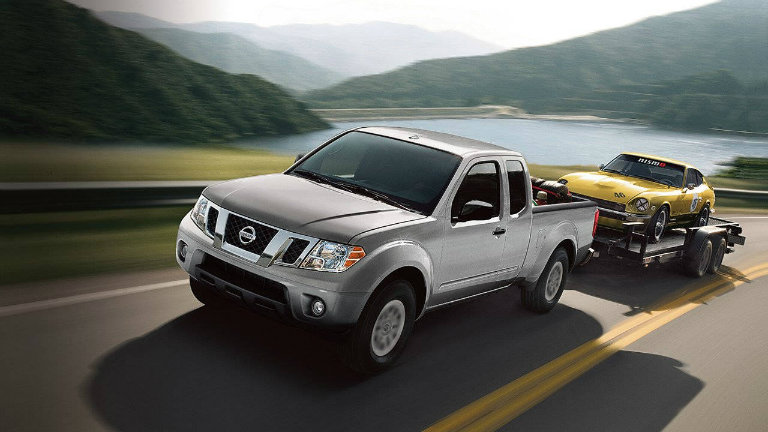 2017 Nissan Frontier engine performance