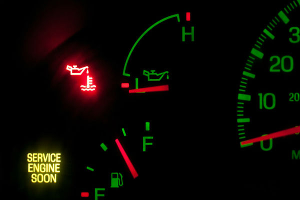 Signs Of A Bad Transmission >> Why is My Check Engine Light On?