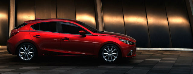 2015 mazda 3 lets you choose hatchback or sedan. Black Bedroom Furniture Sets. Home Design Ideas