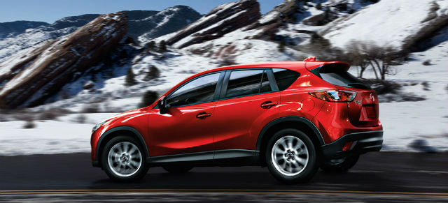 New Mazda CX-5 near Springfield OH