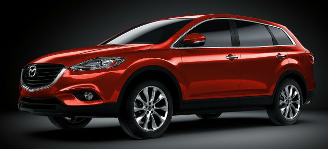 2015 Mazda CX-9 offers versatility and performance