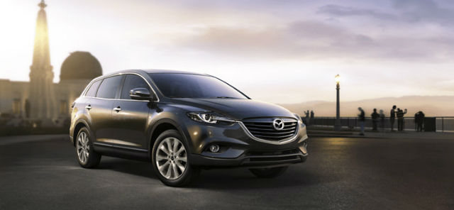 New Mazda CX-9 in Miamisburg