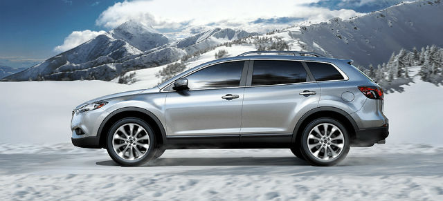 2015 Mazda CX-9 offers all-wheel drive to Springboro drivers