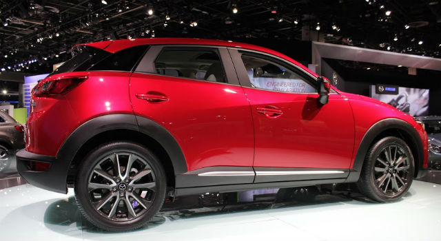 Mazda Cx 3 Release Date | 2017 - 2018 Best Cars Reviews