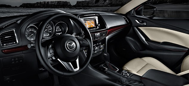 Performance And Fuel Economy Highlight New 2015 Mazda6 Model