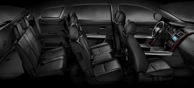 2013 Mazda CX-9 Gives You an SUV with Third-Row Seating