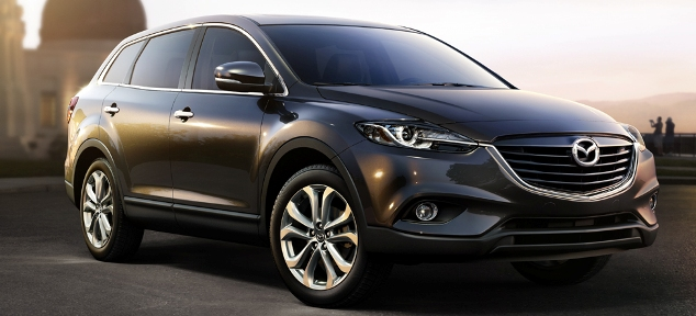 2014 mazda cx 9 provides all around greatness. Black Bedroom Furniture Sets. Home Design Ideas