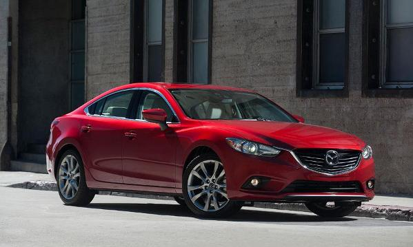 The Exciting new 2014 Mazda6 in Dayton, OH