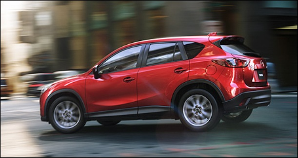 new mazda cx 5 in dayton oh is a fuel efficient suv with style. Black Bedroom Furniture Sets. Home Design Ideas