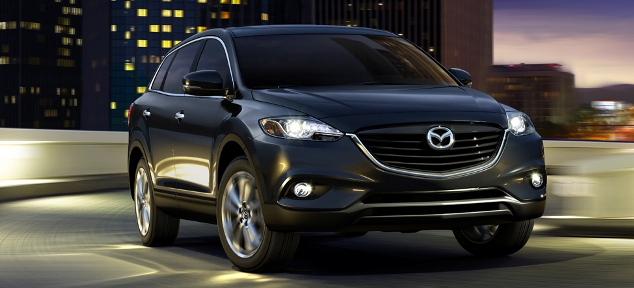 Hot Deals on a New 2013 Mazda CX-9 in Dayton, Oh