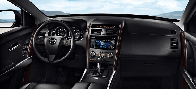 2014 mazda cx-9 gets drivers ready for the outdoors