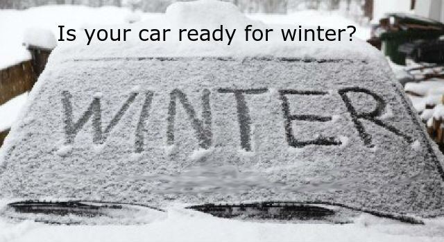 3 Tips To Get Your Car Winter Ready