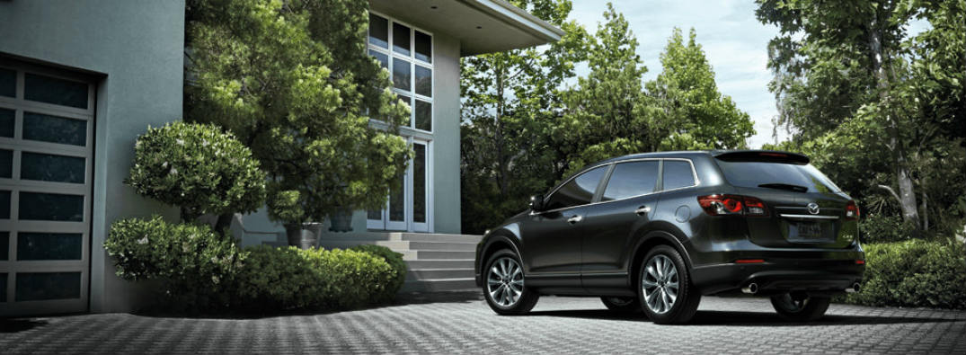 2015 Mazda Cx 9 Suv Delivers More Than Just Versatility