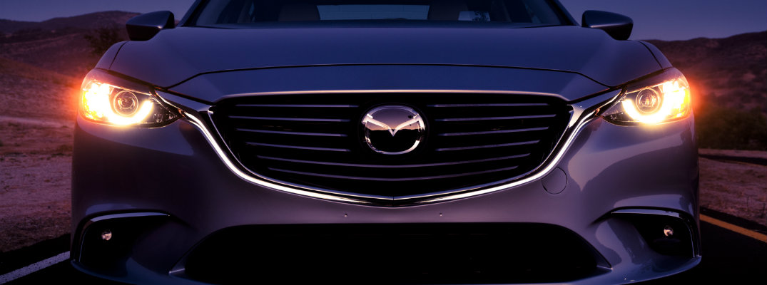 Find Out How The Mazda Adaptive Front Lighting System Works