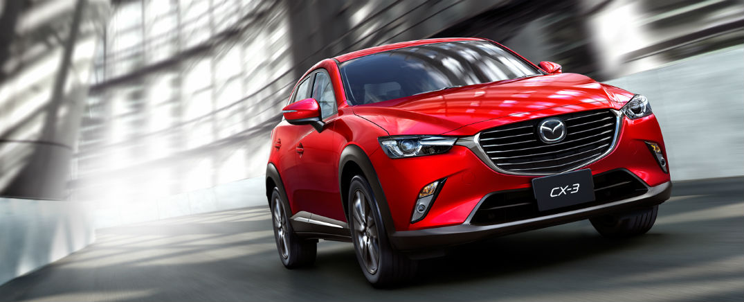 mazda announces 2016 mazda cx 3 msrp. Black Bedroom Furniture Sets. Home Design Ideas