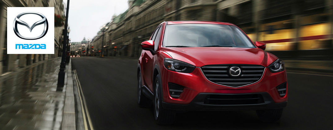 What's New on the 2015 Mazda CX-5?