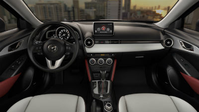 mazda cx 3 delivers technology and comfort in every trim level. Black Bedroom Furniture Sets. Home Design Ideas