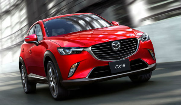 2016 Mazda Cx 3 Beats New Chevy Trax In Recent Comparison