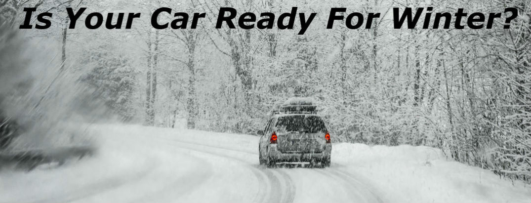Winterizing Your Car: How To Get Your Car Ready For Winter