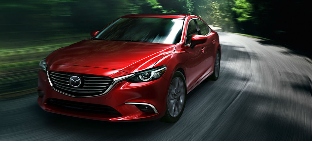 2016 Mazda 6 delivers thrilling performance and power
