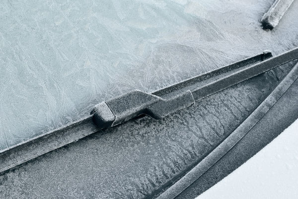 how to keep ice off windshield