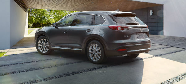 How Much Does The 2016 Mazda Cx 9 Cost