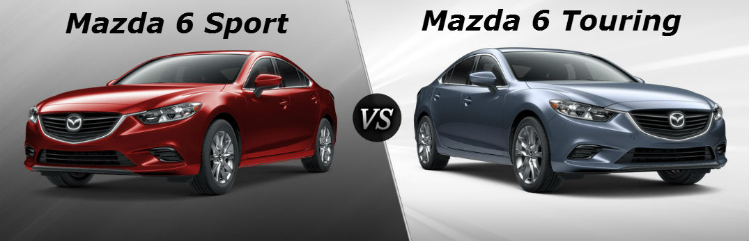 difference between the mazda 6 sport and mazda 6 touring. Black Bedroom Furniture Sets. Home Design Ideas