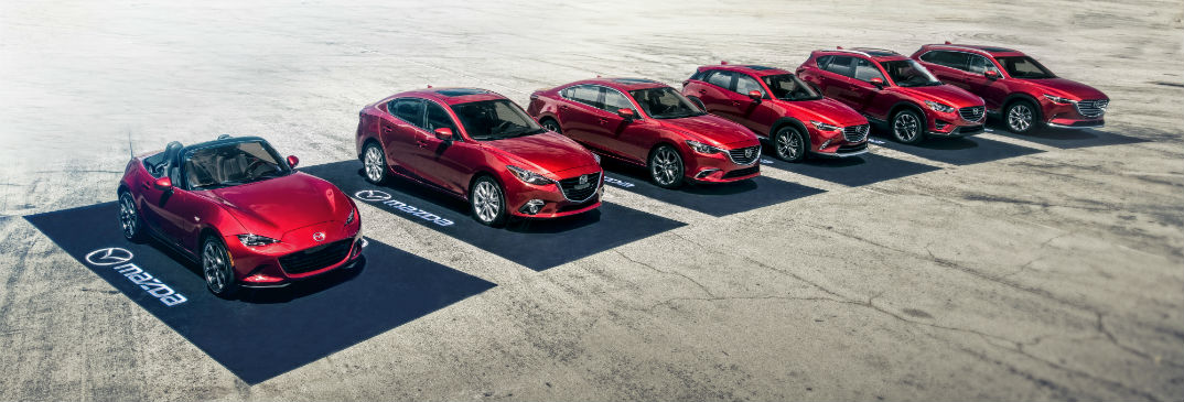 Mazda Lease specials give Dayton, OH driver's affordable options