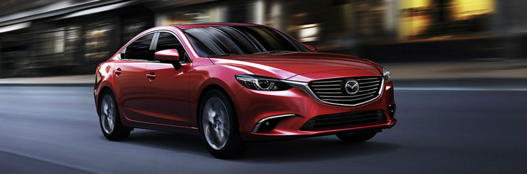 2016 mazda6 earns stellar safety rating thanks to innovative technology. Black Bedroom Furniture Sets. Home Design Ideas