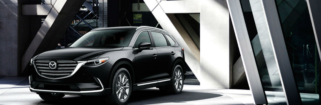2016 Mazda CX-9 Safety Features