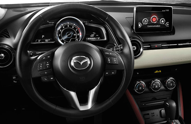 2017 mazda cx-3 features and options